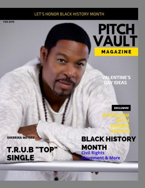 View Pitch Vault Magazine by Jae Monique, CJ The Visionary