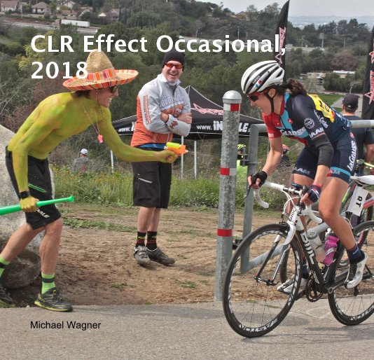 View CLR Effect Occasional, 2018 by Michael Wagner
