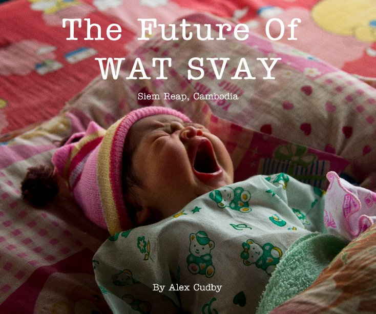 View The Future Of WAT SVAY by Alex Cudby