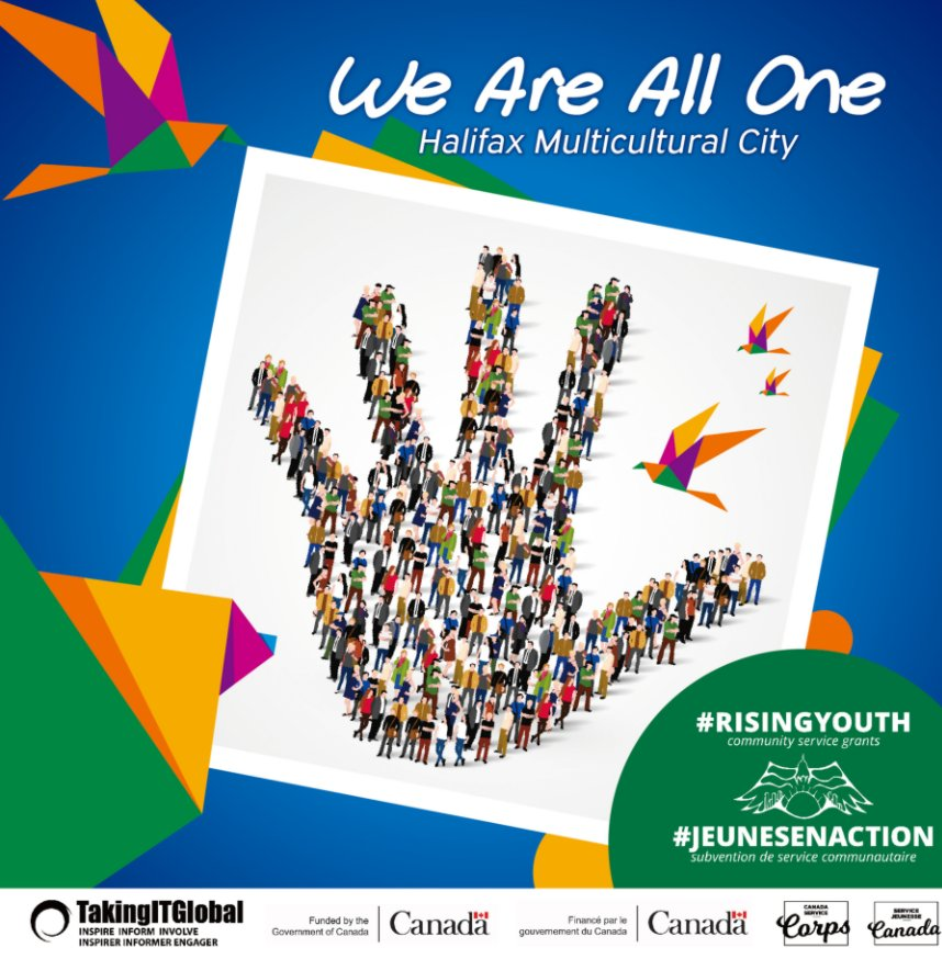 View We Are All One by Aseel Mohammed Ali