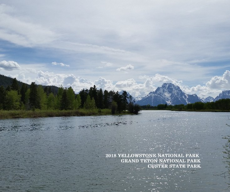 View 2018 Yellowstone NP, Grand Teton NP, Custer SP by Betsy McCabe