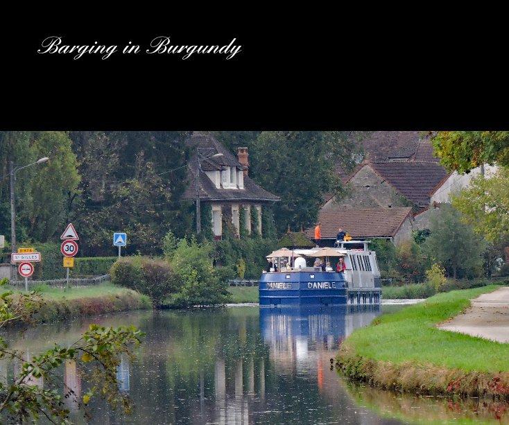 Bekijk Barging in Burgundy op Barbara and Paul Wallace