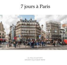7 jours à Paris book cover