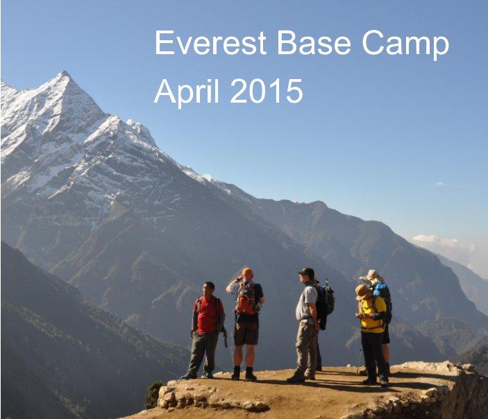 Bekijk EBC Trek April 2015 Book op The EBC Team