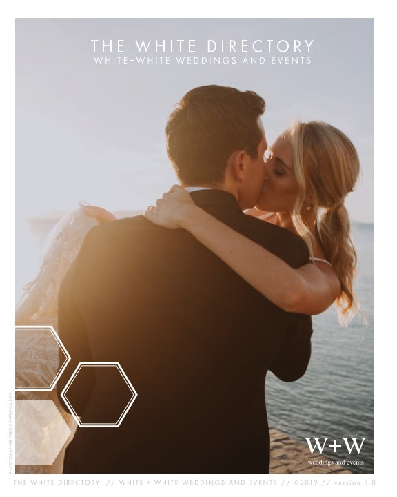 Visualizza The White Directory // 2019 di white+white weddings + events