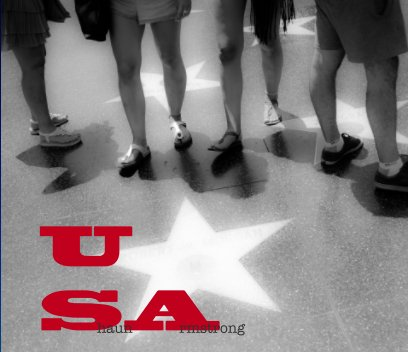 USA by Shaun Armstrong book cover