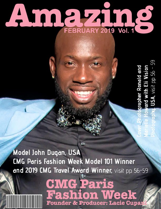 View AMAZING (February 2019, Vol. 1) by CMG Press