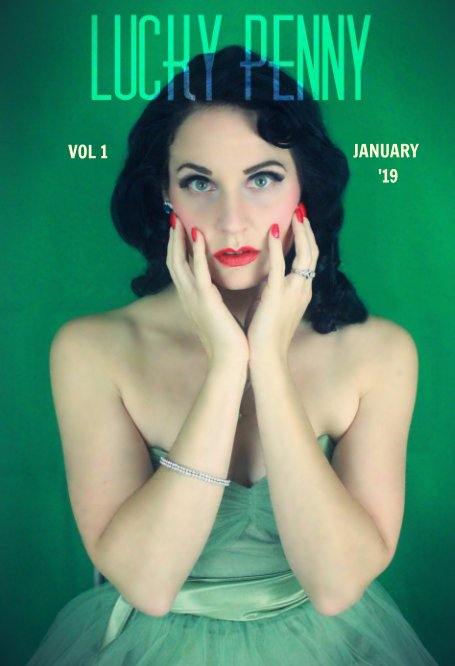 View Lucky Penny Vol. 1 by Lucky Penny by Carmen Lee