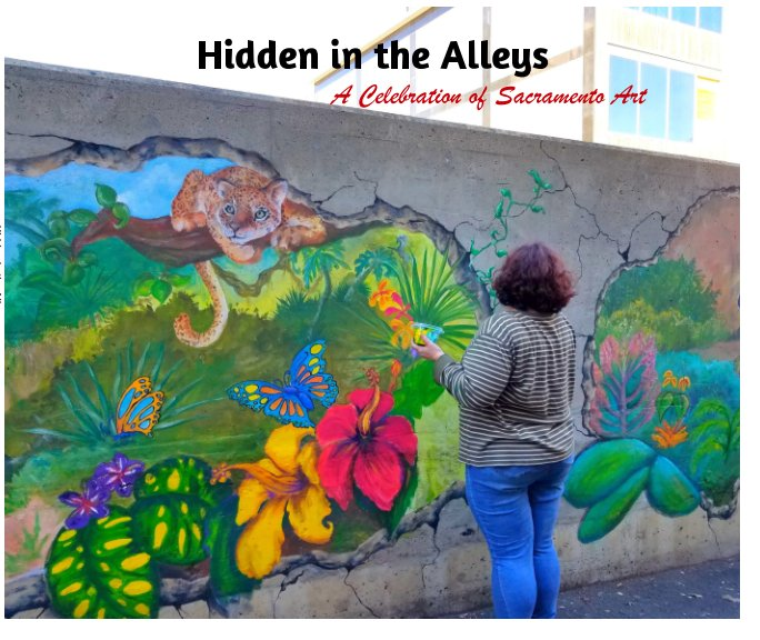 View Hidden in the Alleys by Linda Sabella, aka Tinkertech