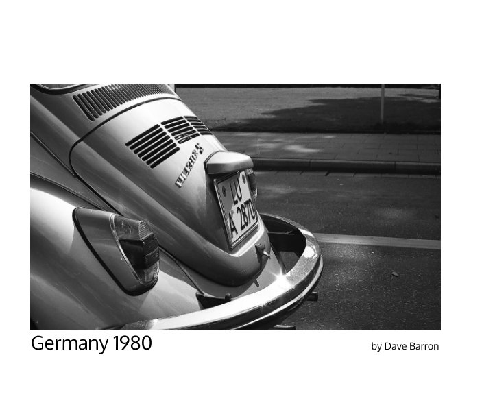 View Germany 1980 by Dave Barron