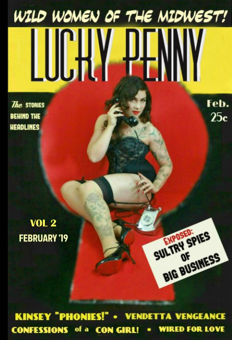 View Lucky Penny Vol. 2 by Lucky Penny by Carmen Lee