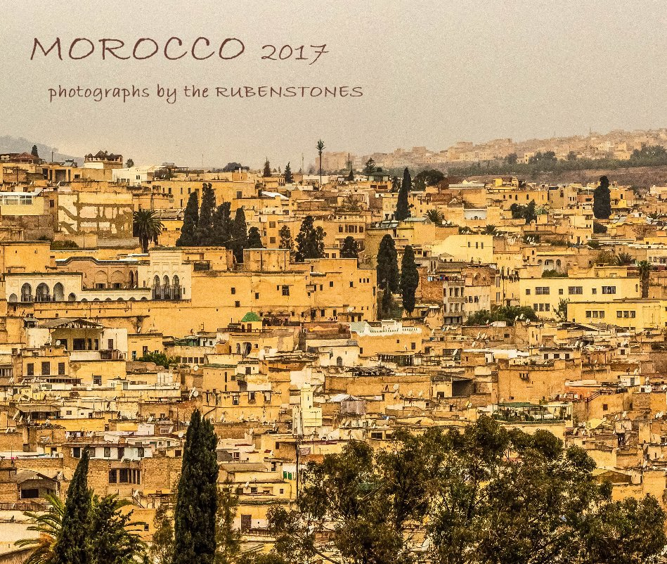 View Morocco 2017 by photographs by the RUBENSTONES