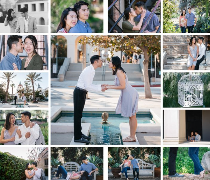 Visualizza Matthew and Michelle Engagement di Viet Artist Photography