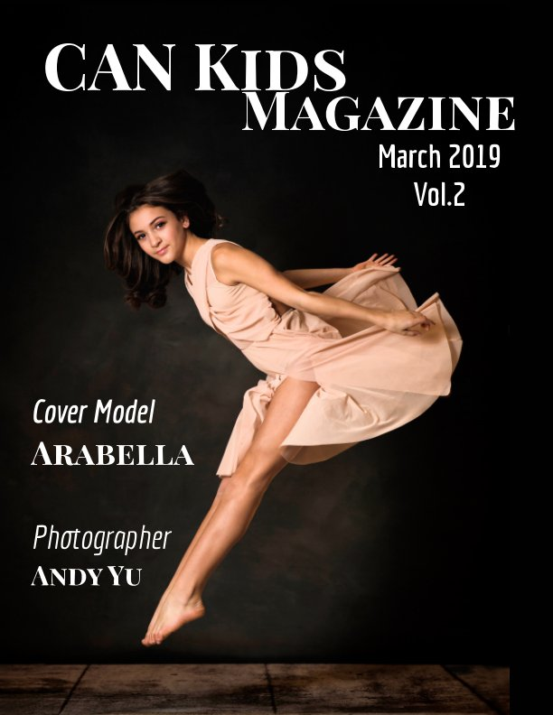 View March 2019 Vol.2 by CANKids Magazine