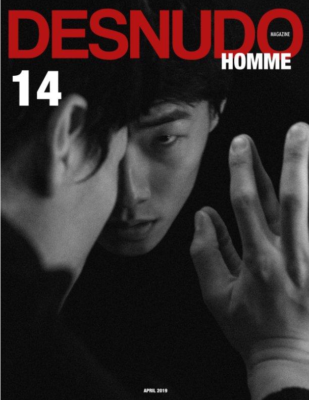 View Desnudo Homme 14 by DESNUDO MAGAZINE