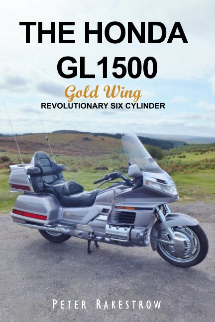 View The Honda GL1500 Gold Wing by PETER RAKESTROW