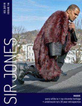 Sir Jones Magazine Issue 16 book cover