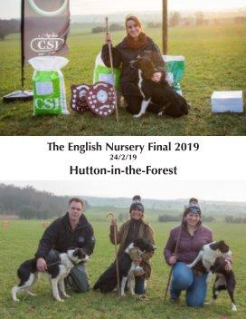 English Nursery Final 2019 book cover