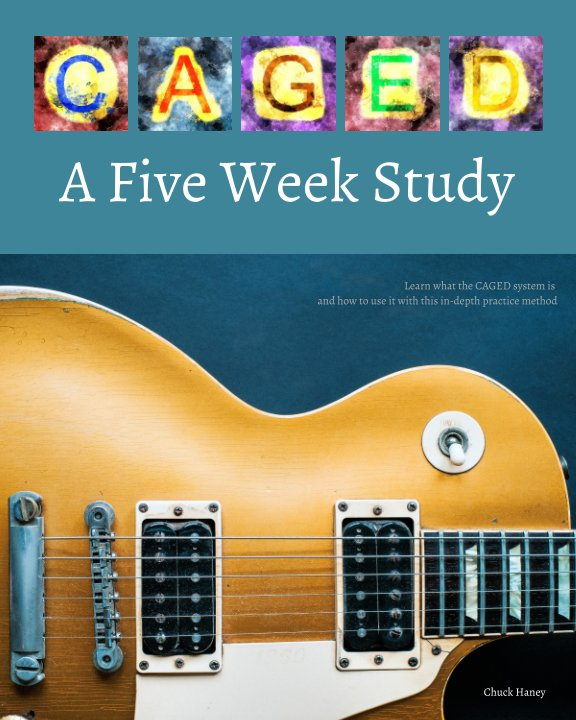 View CAGED: A Five Week Study by Chuck Haney
