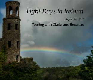 Eight Days in Ireland book cover