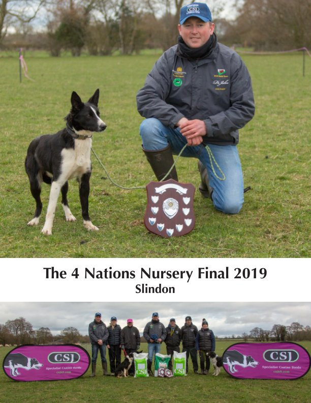 View The Four Nations Nursery Final 2019 by Sarah Walker and Nick Onslow