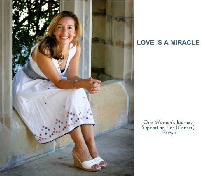View Love is a Miracle by Mitzi Frank