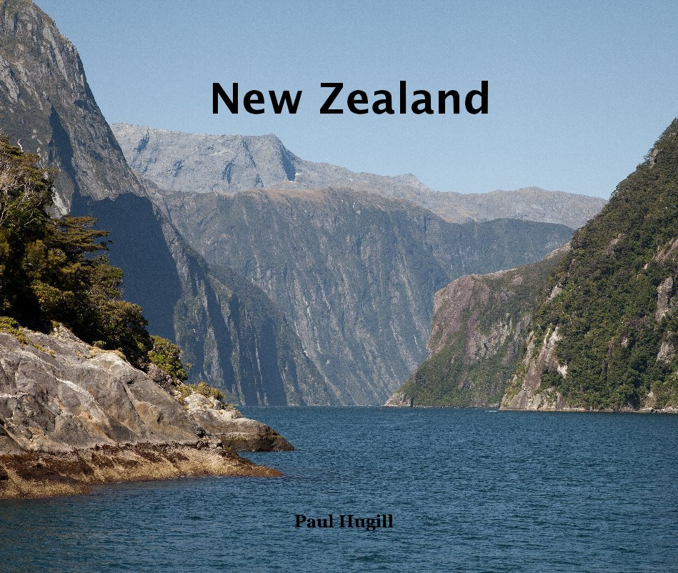 Visualizza New Zealand di Paul Hugill