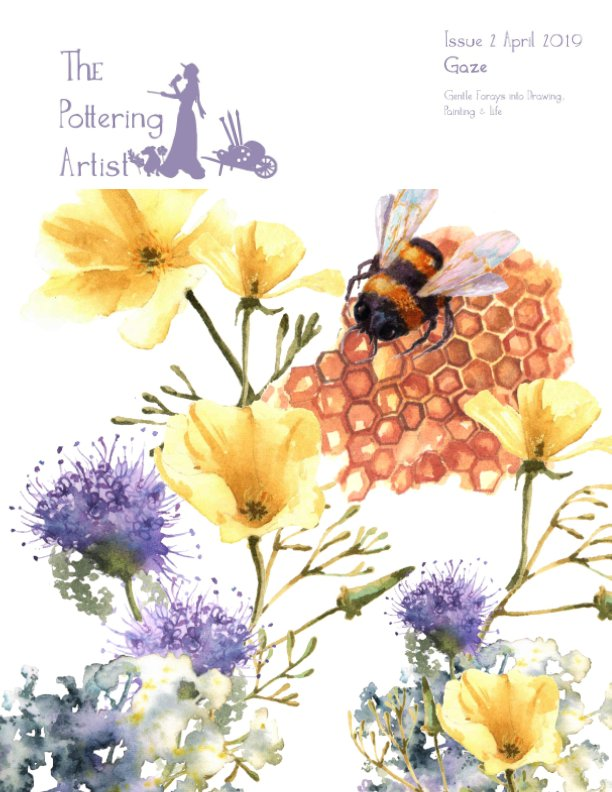 Ver Issue 2 The Pottering Artist por Alison Fennell
