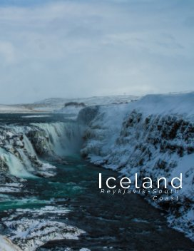 Iceland | Photography Zine book cover