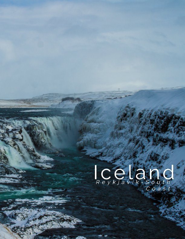 View Iceland | Photography Zine by Archie Pope