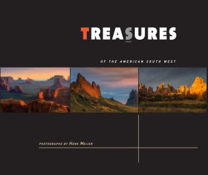 Treasures of American Southwest book cover
