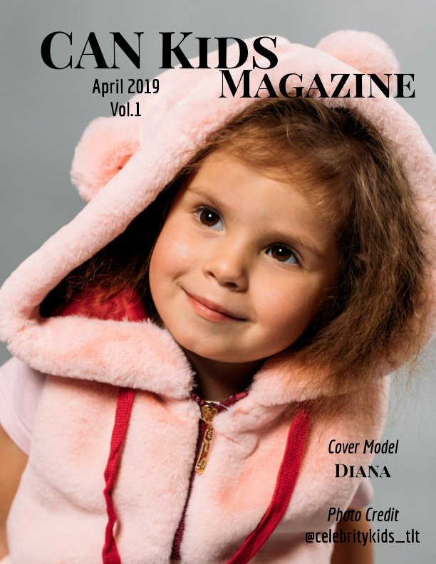 View April 2019 Vol. 1 by CanKids Magazine