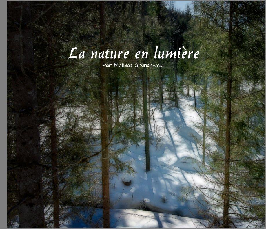 La nature en lumière nach Mathias Grunenwald anzeigen