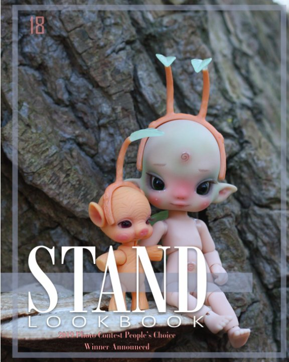 View STAND, Lookbook - Volume 18 BJD by STAND