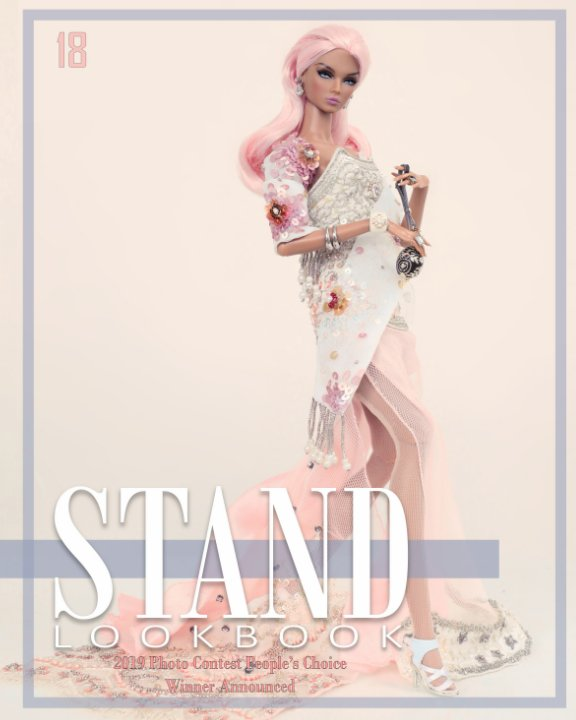 View STAND, Lookbook - Volume 18 Fashion by STAND