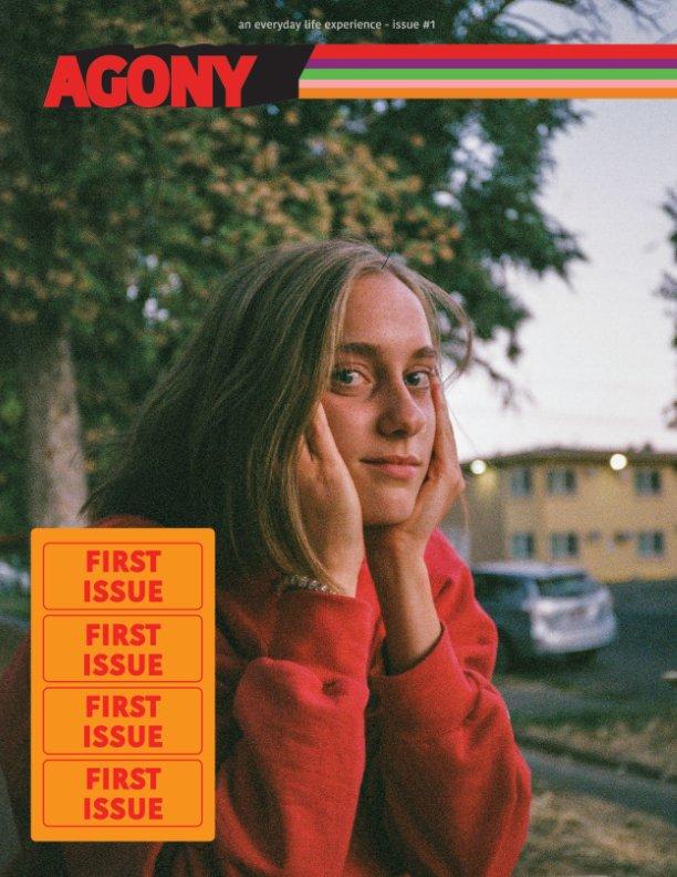 View AGONY magazine by antonio tharp