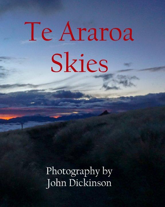 Ver Te Araroa Skies por John Dickinson