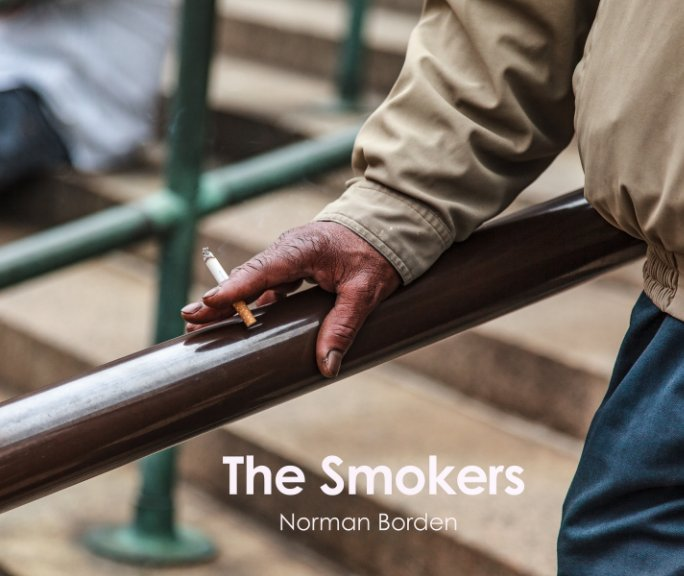 View The Smokers by Norman Borden