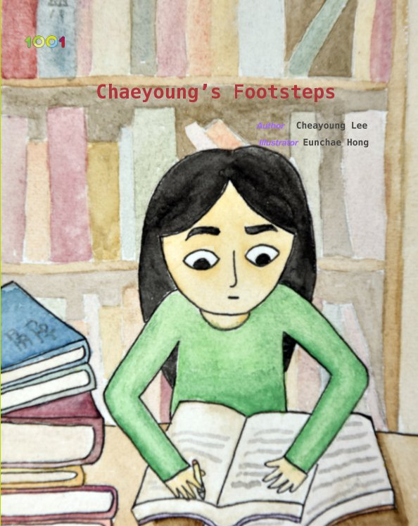 View Chaeyoung's Footsteps by Seeds of Empowerment