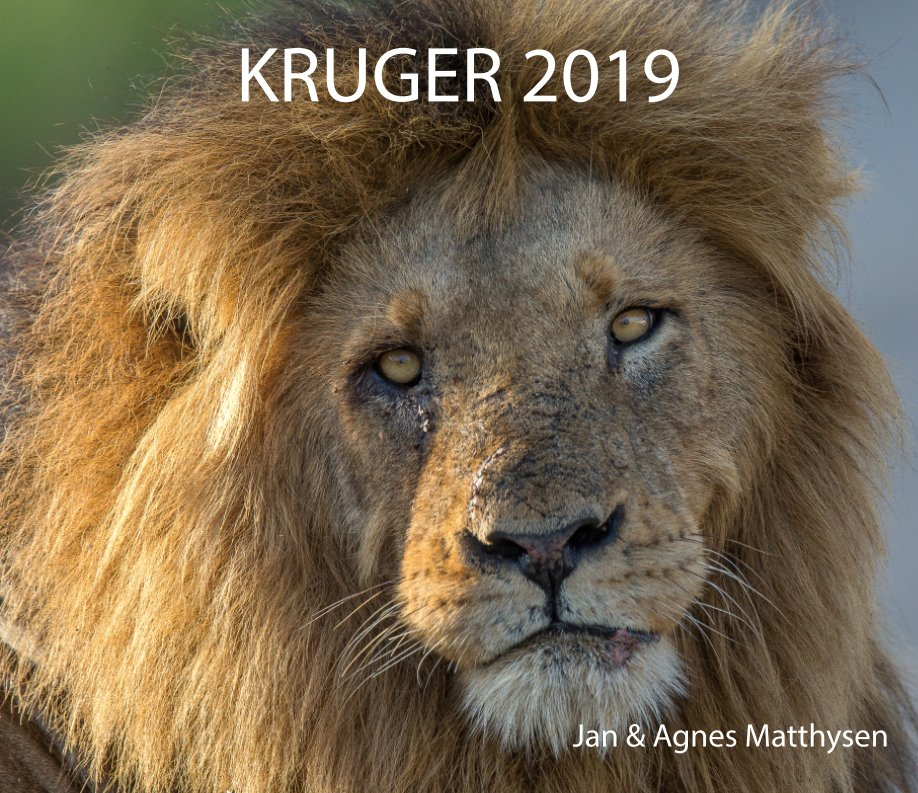 View Kruger2019 by Agnes and Jan Matthysen