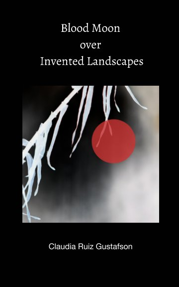 View Blood Moon over Invented Landscapes by Claudia Ruiz Gustafson