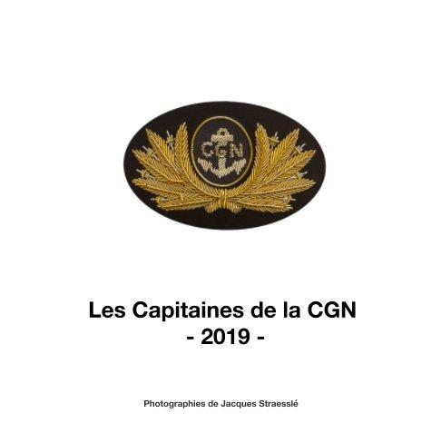 View Les Capitaines de la CGN by Jacques Straesslé