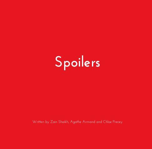 View Spoilers by Zain, Agathe, Chloe