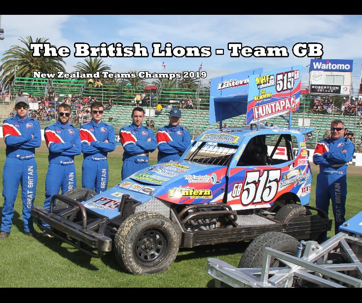 View Team GB, the British Lions stock car team by Team GB