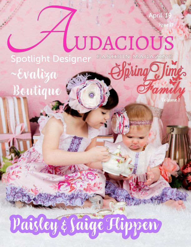 View Spring Family Issue 21 Volume 1 by Liz Hallford