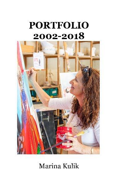 Portfolio 2002-2018 nach Marina Kulik anzeigen
