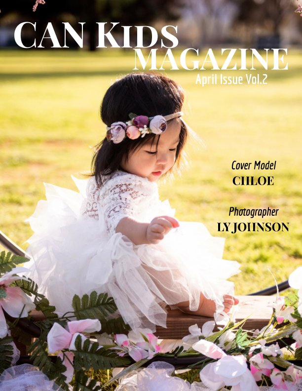 View April 2019 Vol.2 by CANKids Magazine