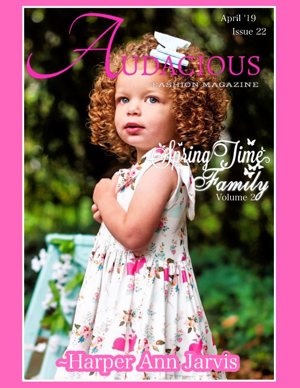 View Spring Family Issue 22 Volume 2 by Liz Hallford