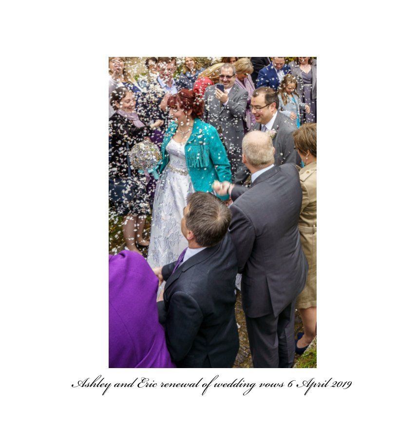 View Ashley and Eric Fosdike renewal of wedding vows by Geof Leigh