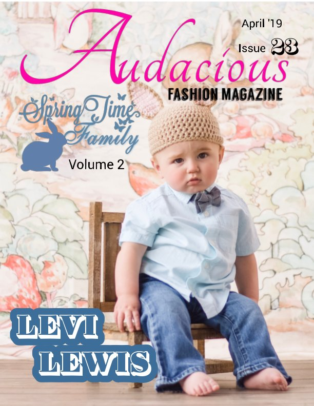 Spring Family Volume 3 Issue 23 nach Liz Hallford anzeigen